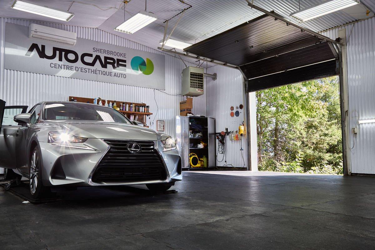 Lave auto, Lave Auto Sherbrooke, Lave-auto, Esthetique auto, Esthetique automobile, Nanoceramique, enduit nanoceramique, nano ceramique